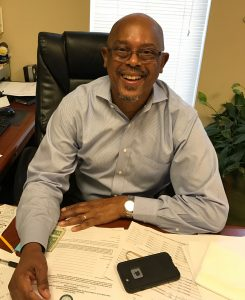 Karl Webster, Administrative Director, Center for Success and Independence